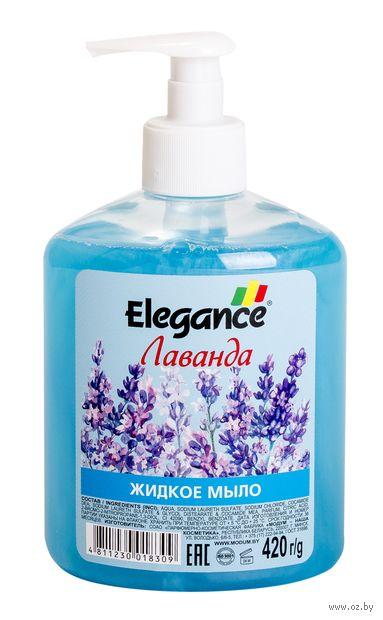 """Жидкое мыло """"Лаванда"""" (420 г) — фото, картинка"""