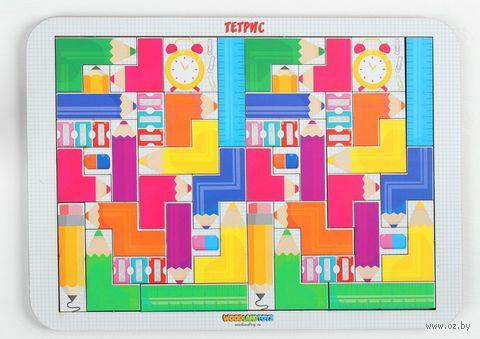 """Развивающая игрушка """"Тетрис. Цветные карандаши"""" — фото, картинка"""