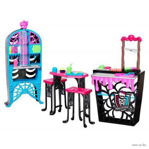 "Набор мебели для кукол ""Монстер Хай. Кафетерий"""