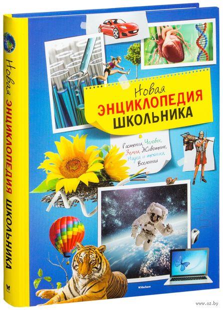 Новая энциклопедия школьника — фото, картинка