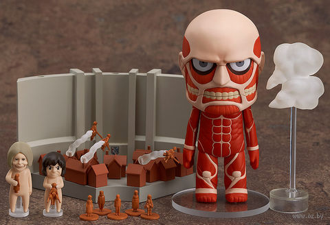 "Фигурка ""Colossus Titan & Attack Playset"" (10 см)"
