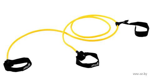 Эспандер лыжника-пловца ES-901 (жёлтый) — фото, картинка