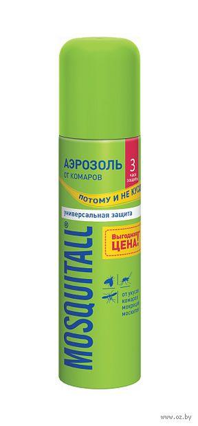 """Аэрозоль от комаров """"Универсальная защита"""" (150 мл) — фото, картинка"""