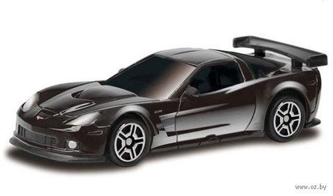 """Модель машины """"Chevrolet Corvette"""" (арт. 49942; масштаб: 1/64)"""