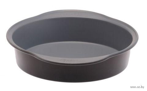 Форма для выпекания алюминиевая с керамическим покрытием (22,5х2,5 см)