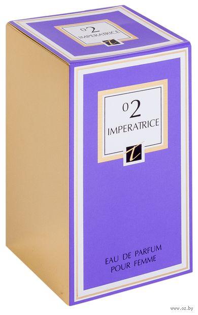 """Парфюмерная вода для женщин """"Imperatrice 02"""" (60 мл) — фото, картинка"""