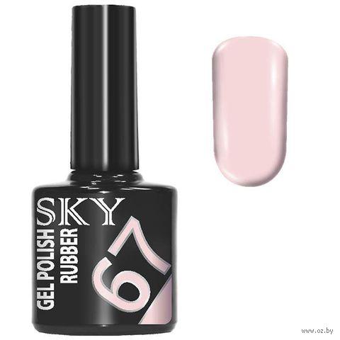 """Гель-лак для ногтей """"Sky"""" тон: 67 — фото, картинка"""