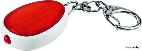 Брелок-фонарик (красный)