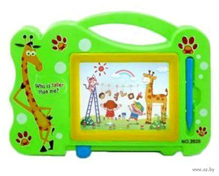 """Доска для рисования """"Жираф"""""""