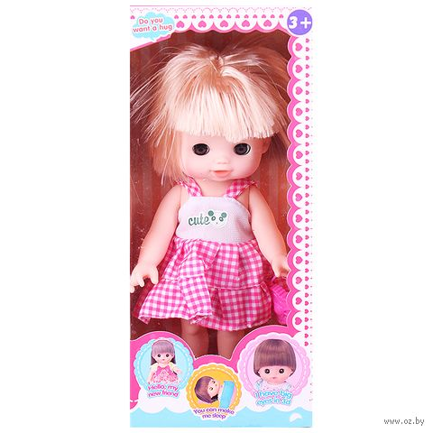 """Кукла """"Малютка"""" (арт. DV-T-1080) — фото, картинка"""