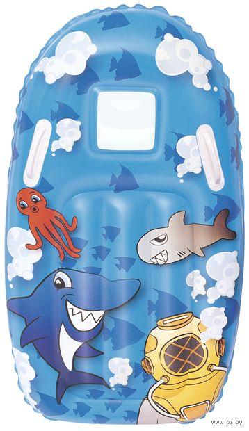 Доска для плавания надувная (99х51 см) — фото, картинка