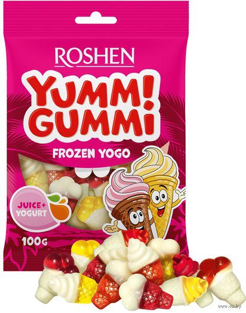 """Конфеты жевательные """"Yummi Gummi. Frozen Yogo"""" (100 г) — фото, картинка"""