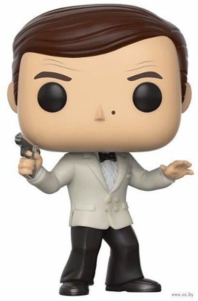 """Фигурка """"James Bond. Roger Moore in white tux"""" — фото, картинка"""