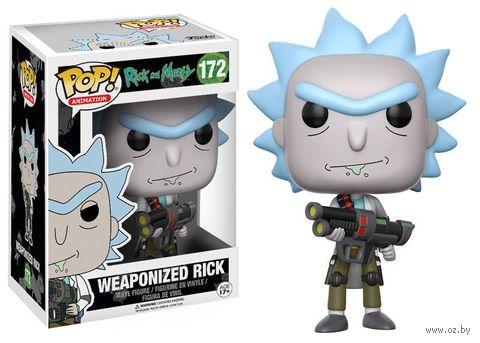 """Фигурка """"Rick and Morty. Weaponized Rick"""" — фото, картинка"""
