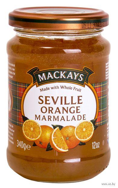 """Десерт фруктовый """"Mackays. Севильский апельсин"""" (340 г) — фото, картинка"""