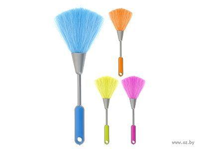 Щетка для уборки пыли пластмассовая (260 мм)