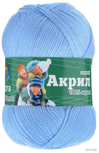Астра. Acrylic (голубой; 100 г; 300 м) — фото, картинка