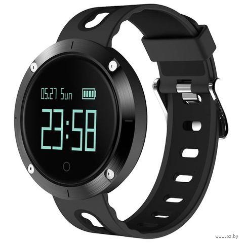 Фитнес-часы Miru DM58 (черные) — фото, картинка
