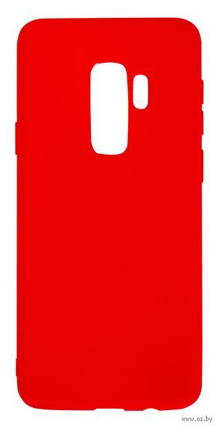 Чехол Biggo для Samsung S9 plus (красный) — фото, картинка