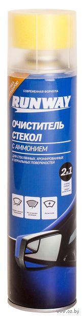 """Очиститель стекол с аммонием """"2 в 1"""" (450 мл; арт. RW6148) — фото, картинка"""