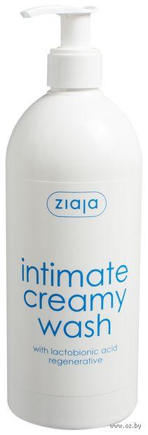 """Крем-мыло для интимной гигиены """"С лактобионовой кислотой"""" (500 мл) — фото, картинка"""