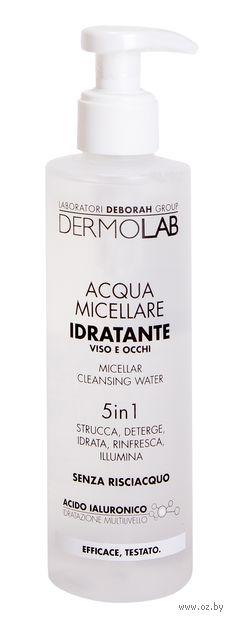 """Мицеллярная вода 5в1 """"DermoLab"""" (200 мл) — фото, картинка"""