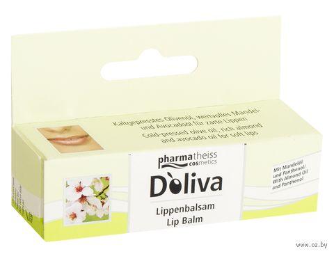 """Бальзам для губ """"D'oliva"""" — фото, картинка"""