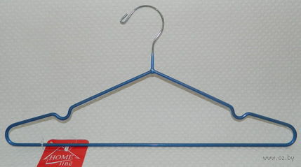 Вешалка для одежды металлическая (41 см; арт. JL22040)