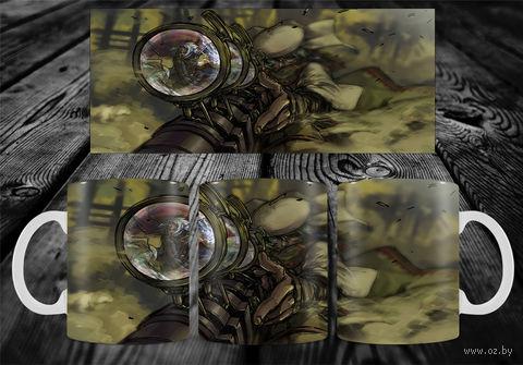 """Кружка """"Стимпанк"""" (арт. 1) — фото, картинка"""
