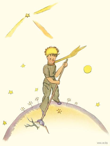 """Блокнот """"Маленький Принц"""". Книга 3"""