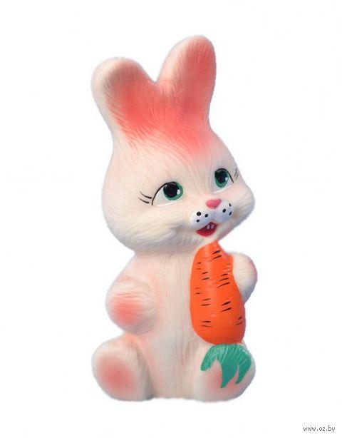 """Игрушка для купания """"Кролик с морковкой"""""""