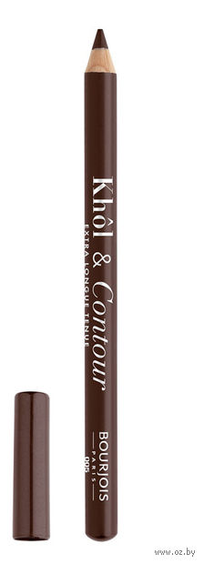 "Карандаш для глаз ""Khol and Contour"" (тон: 005, шоколадный) — фото, картинка"