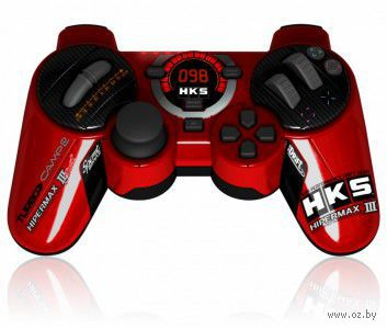 PS 3 проводной геймпад Eagle3 HKS Racing Controller
