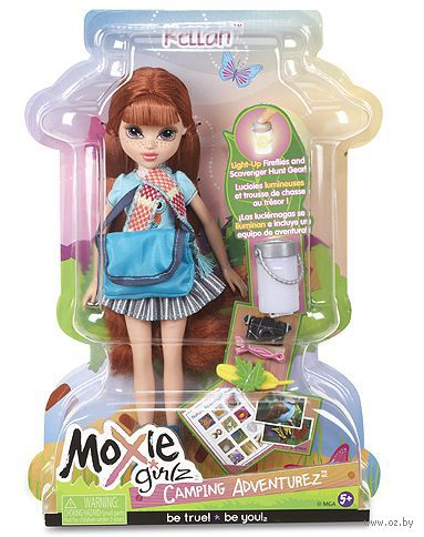"Кукла ""Moxie Girlz. Веселый поход. Келлан"""