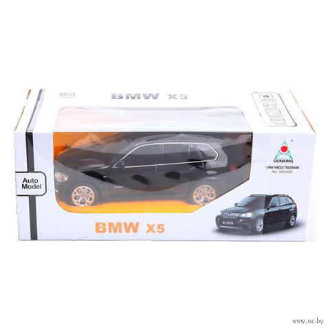 """Автомобиль на радиоуправлении """"BMW X5"""" (масштаб: 1/24)"""