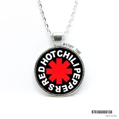 """Кулон """"Red Hot Chili Peppers"""" (арт. 138)"""