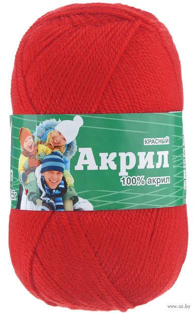 Астра. Acrylic (красный; 100 г; 300 м) — фото, картинка