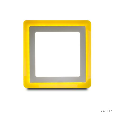 Светильник накладной (LED) DLB Smartbuy-18w/3000K+B/IP20 — фото, картинка