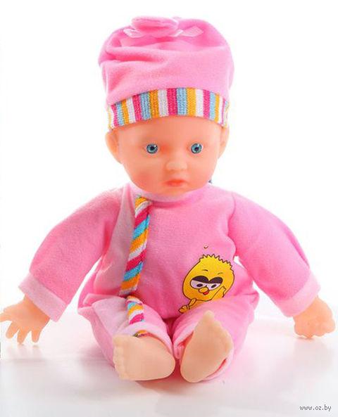 """Пупс музыкальный """"Lovely Baby"""" (арт. Д59592)"""