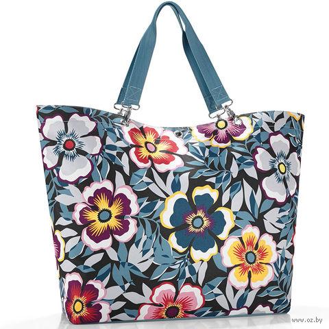 """Сумка """"Shopper"""" (XL, flower)"""