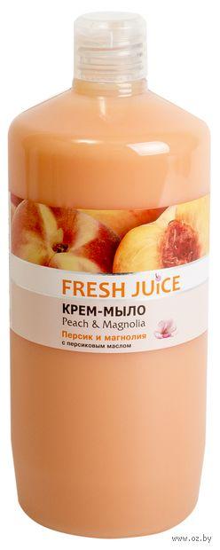 """Жидкое мыло """"Персик и Магнолия"""" (1 л)"""