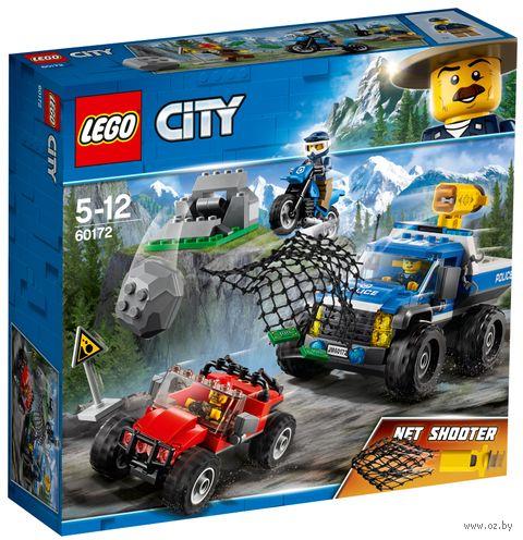 """LEGO City """"Погоня по грунтовой дороге"""" — фото, картинка"""