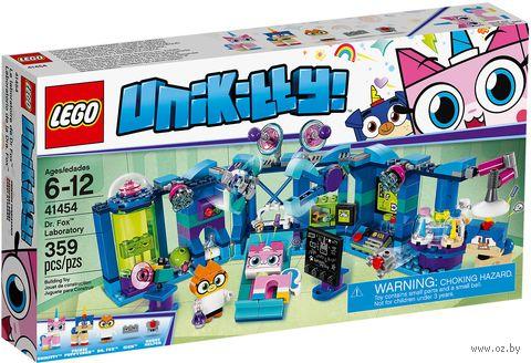 "LEGO Unikitty ""Лаборатория доктора Фокса"" — фото, картинка"