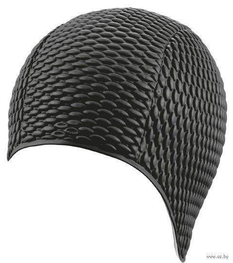 "Шапочка для плавания ""Babble Cap"" (чёрная; арт. 3115-20) — фото, картинка"