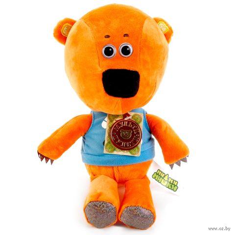 """Мягкая музыкальная игрушка """"Медвежонок Кешка"""" (25 см) — фото, картинка"""