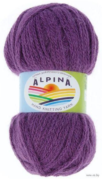 "Пряжа ""ALPINA. Alpaca trenza №06"" (50 г; 150 м; сиреневый) — фото, картинка"