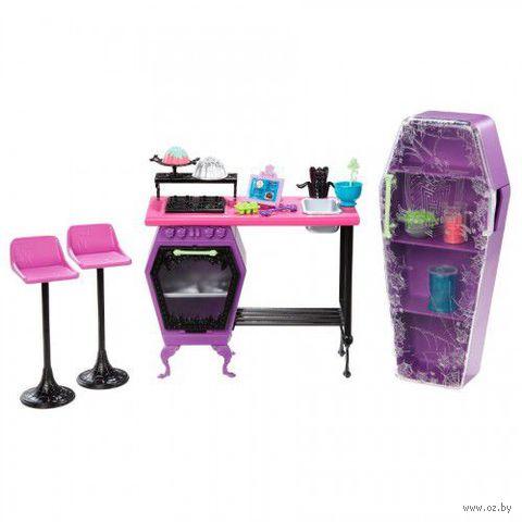 """Набор мебели для кукол """"Монстер Хай. Школьные классы. Домоводство"""""""