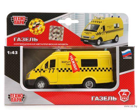 "Модель машины ""Газель. Маршрутное такси"" (масштаб: 1/43)"