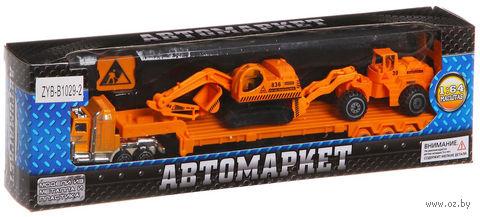 "Игровой набор ""Автомаркет"" (масштаб: 1/64; арт. ZYB-B1029-2)"