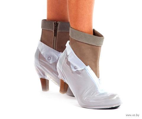 Чехлы грязезащитные для обуви на каблуке (L) — фото, картинка